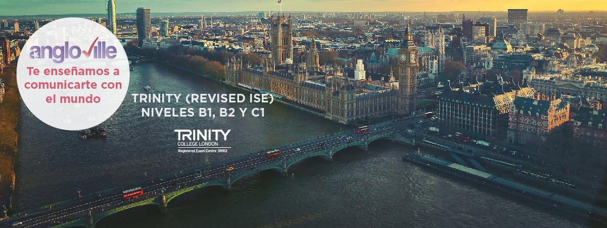Obtén tu título oficial Trinity